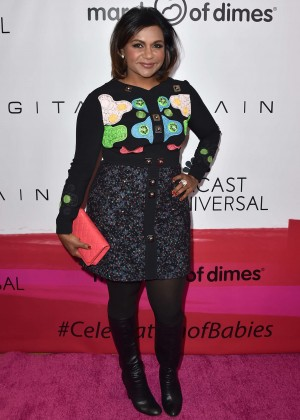 Mindy Kaling - March of Dimes Celebration of Babies in Beverly Hills