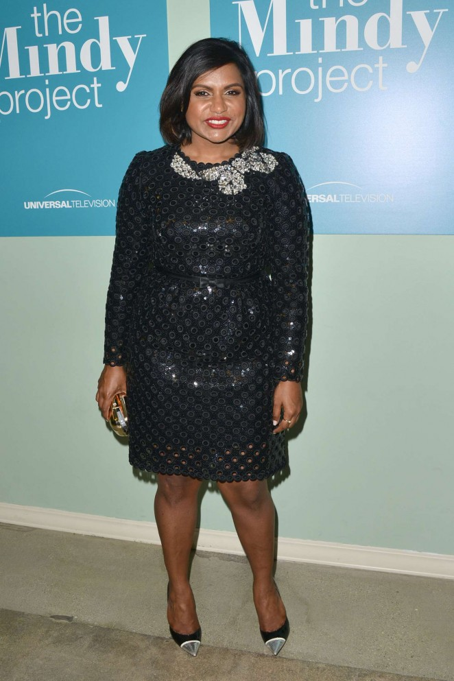 Mindy Kaling - 'The Mindy Project' Special Panel Discussion in LA