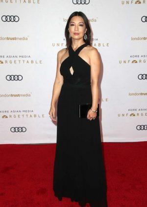 Ming-Na Wen - 2018 Unforgettable Gala in Los Angeles