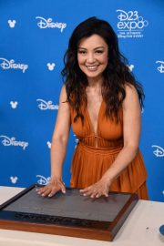 Ming-Na Wen - 2019 D23 Disney event at Anaheim Convention Center