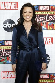 Ming-Na Wen - ABC and Marvel Honor Stan Lee in NYC