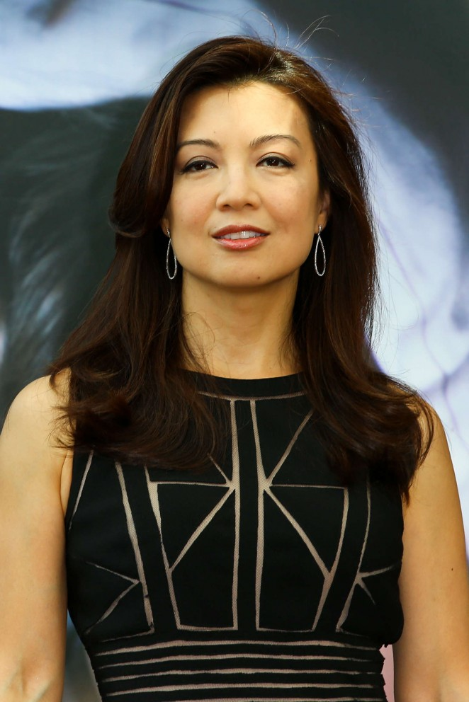 Ming-Na Wen - 'Agents of S.H.I.E.L.D' Photocall in Monte Carlo