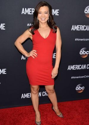 "Ming-Na Wen - ""American Crime"" Premiere in LA"