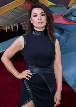 Ming-Na Wen - 'Captain Marvel' Premiere in Los Angeles