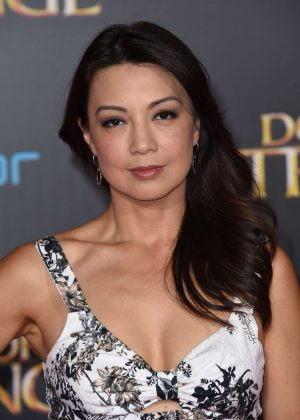 Ming-Na Wen - 'Doctor Strange' Premiere in Hollywood