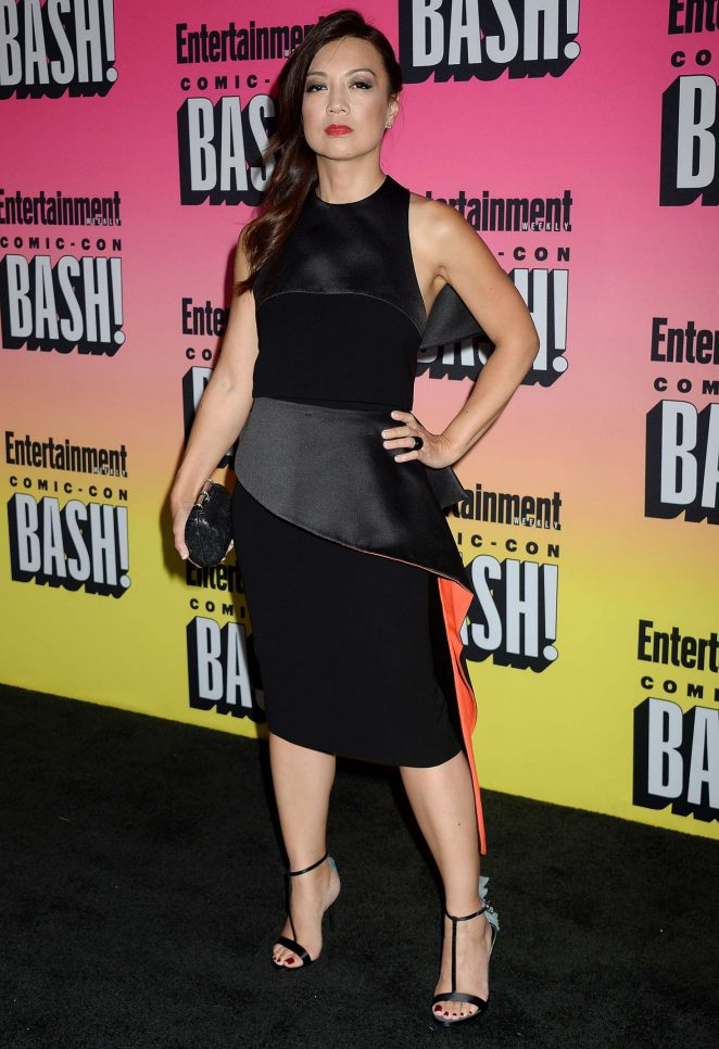Ming-Na Wen - Entertainment Weekly Annual Comic-Con Party 2016 in San Diego