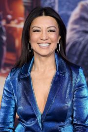 Ming-Na Wen - 'Jumanji: The Next Level' premiere in Hollywood