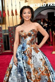 Ming-Na Wen - 'Mulan' Premiere in Hollywood
