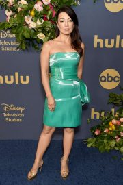 Ming-Na Wen - Walt Disney Television Emmy Party in Los Angeles