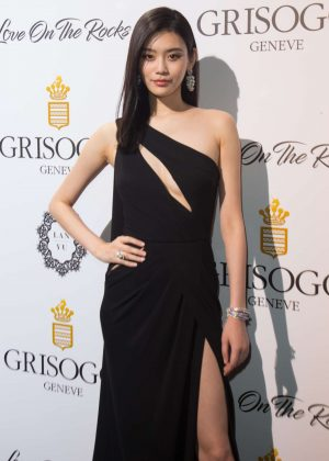 Ming Xi - De Grisogono Party at 70th Cannes Film Festival in France
