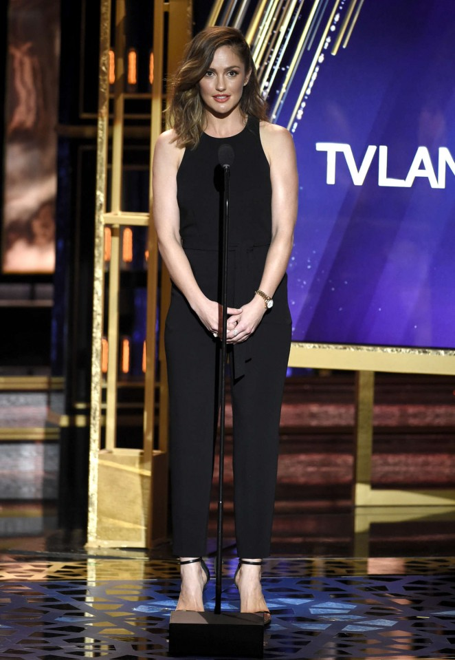 Minka Kelly - 2015 TV LAND Awards in Beverly Hills