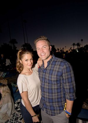Minka Kelly - Cinespia Presents 'Sixteen Candles' in Los Angeles