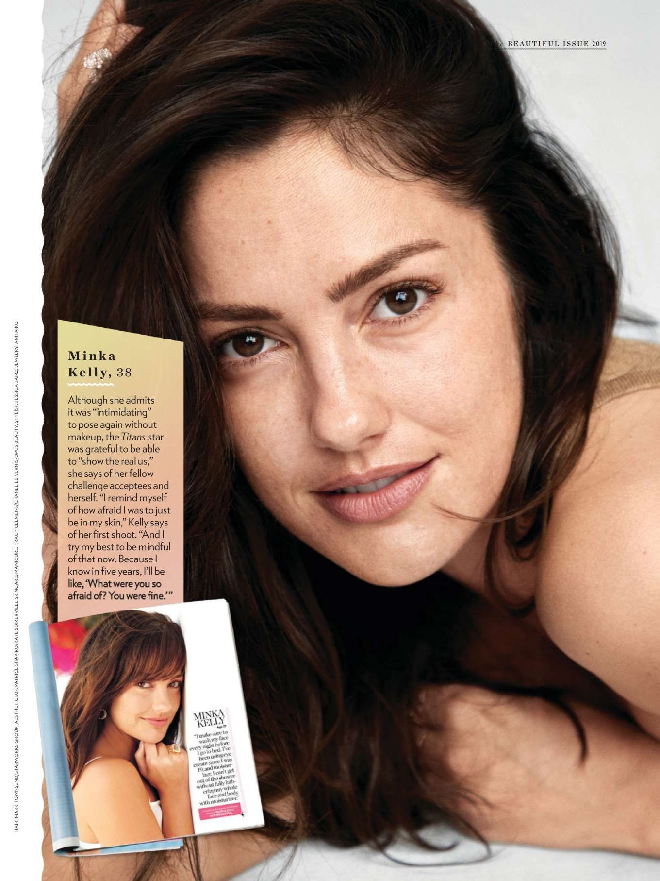 Minka Kelly 2019 : Minka Kelly for People Magazine 2019 -01