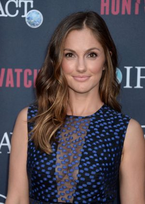 Minka Kelly - 'Huntwatch' Special Screening in Hollywood