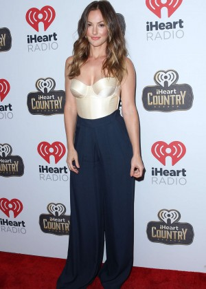 Minka Kelly - iHeart Country Radio Music Festival 2016 in Austin