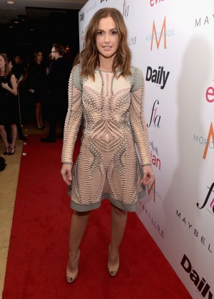 Minka Kelly - The Daily Front Row's 1st Annual Fashion Los Angeles Awards