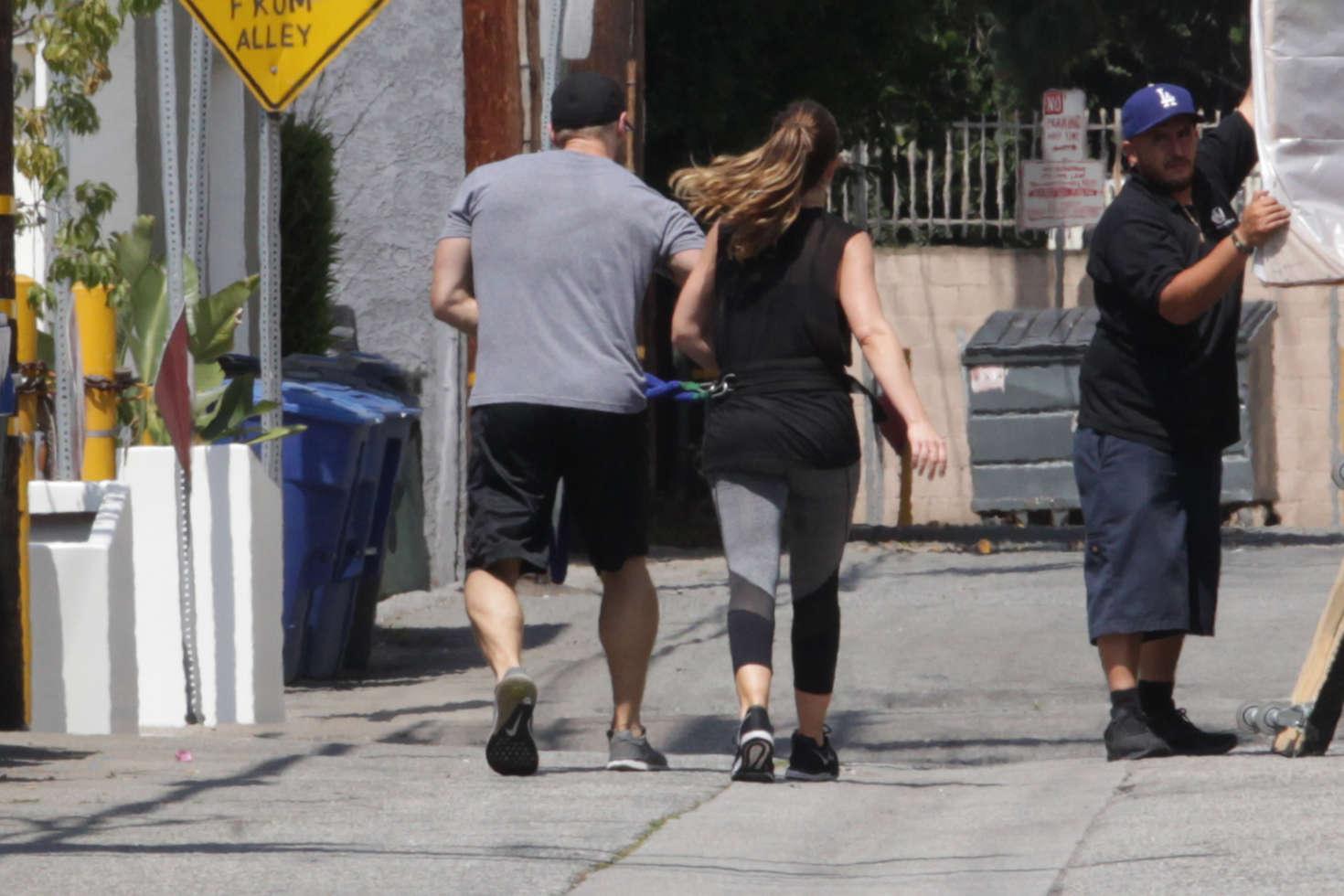 Minka Kelly 2016 : Minka Kelly: Working Out in Beverly Hills -04