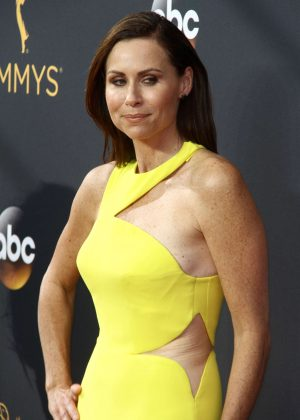 Minnie Driver - 2016 Emmy Awards in Los Angeles