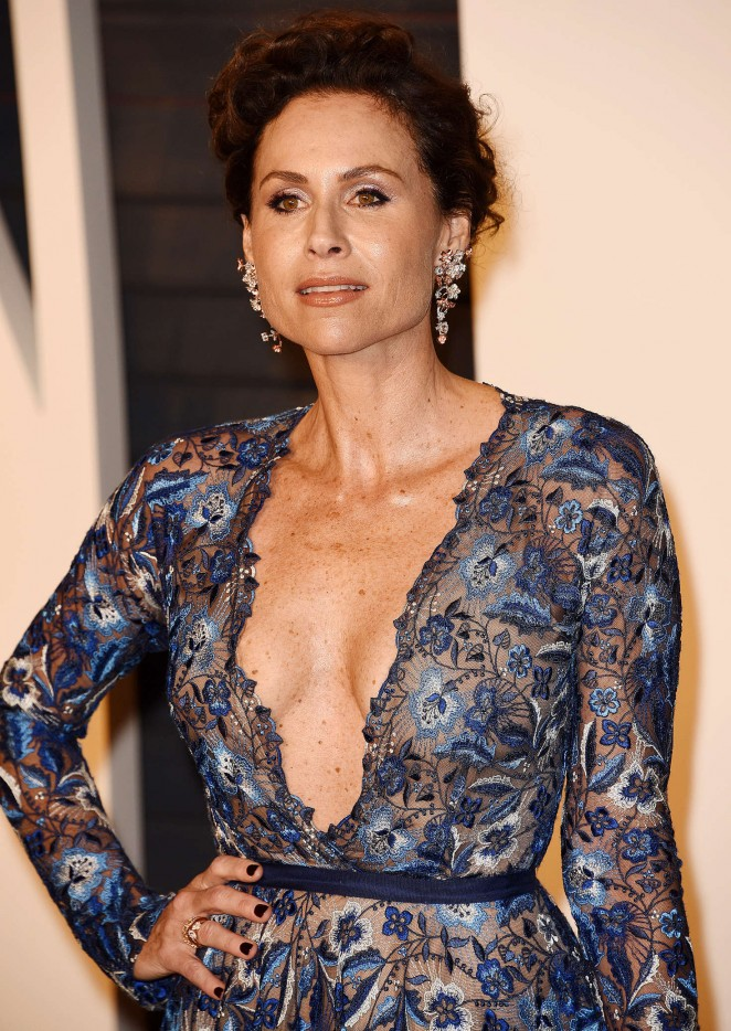 Minnie Driver – 2016 Vanity Fair Oscar Party in Beverly Hills