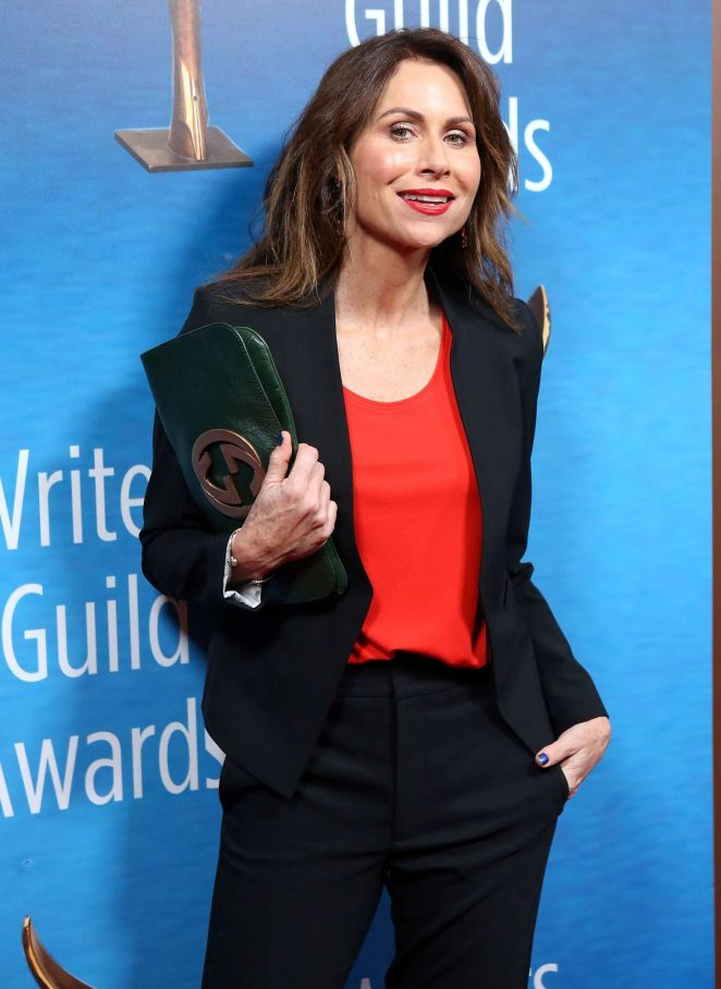 Minnie Driver – 2018 Writers Guild Awards LA Ceremony in Beverly Hills