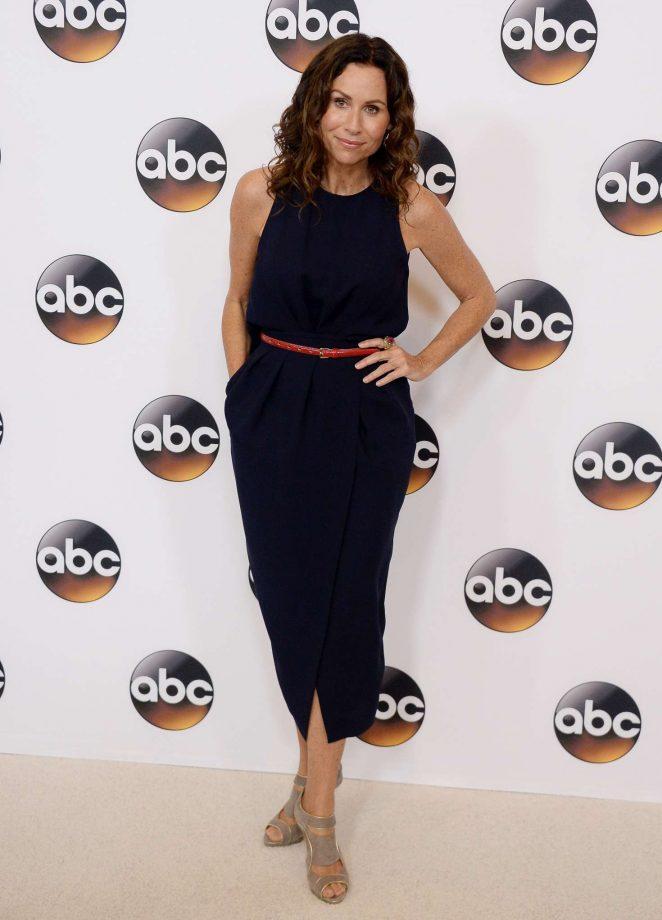 Minnie Driver: Disney ABC Television Hosts 2016 TCA Summer Press Tour -01