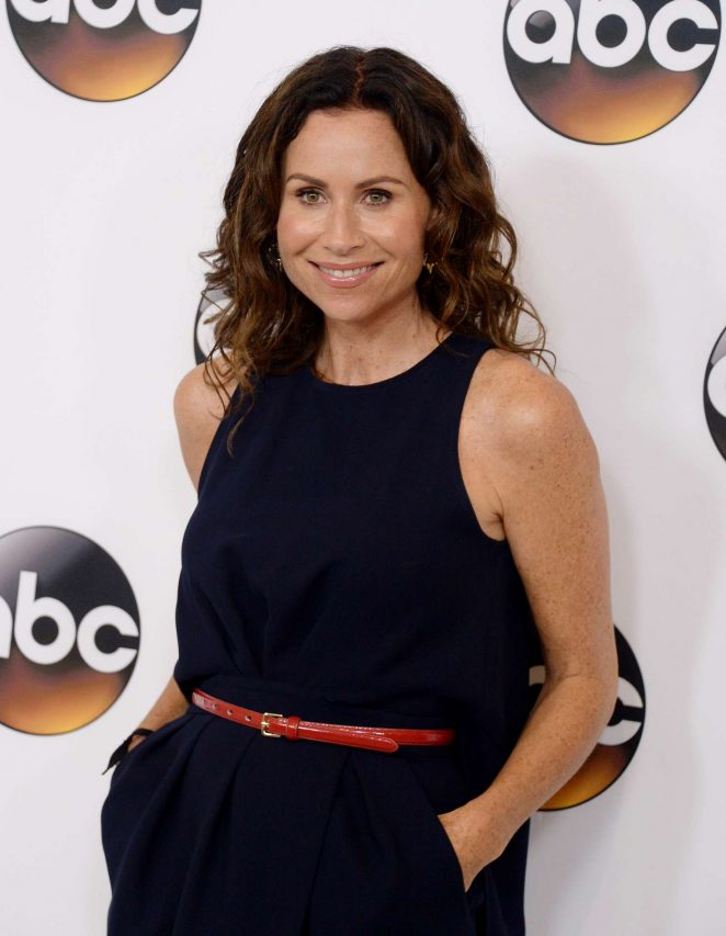Minnie Driver - Disney ABC Television Hosts 2016 TCA Summer Press Tour in Beverly Hills