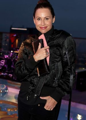 Minnie Driver - Roger Vivier Event in Los Angeles