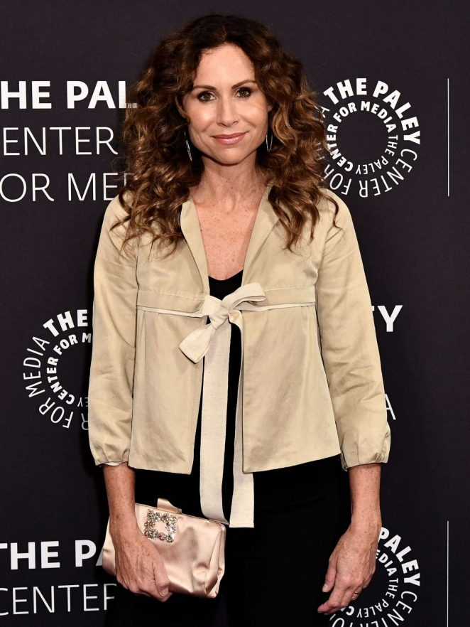 Minnie Driver – 'Speechless' TV show Screening in Los Angeles