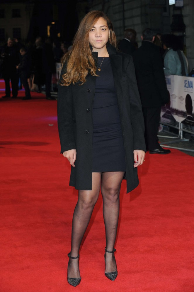 "Miquita Oliver - ""Selma"" Premiere in London"