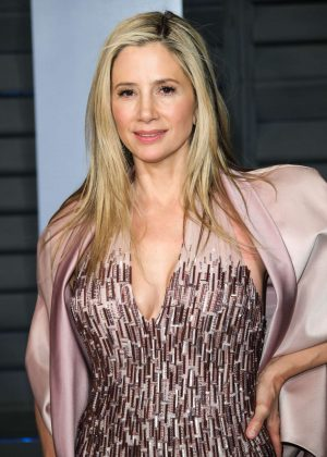 Mira Sorvino - 2018 Vanity Fair Oscar Party in Hollywood