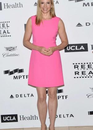 Mira Sorvino - 2015 Reel Stories, Real Lives in LA