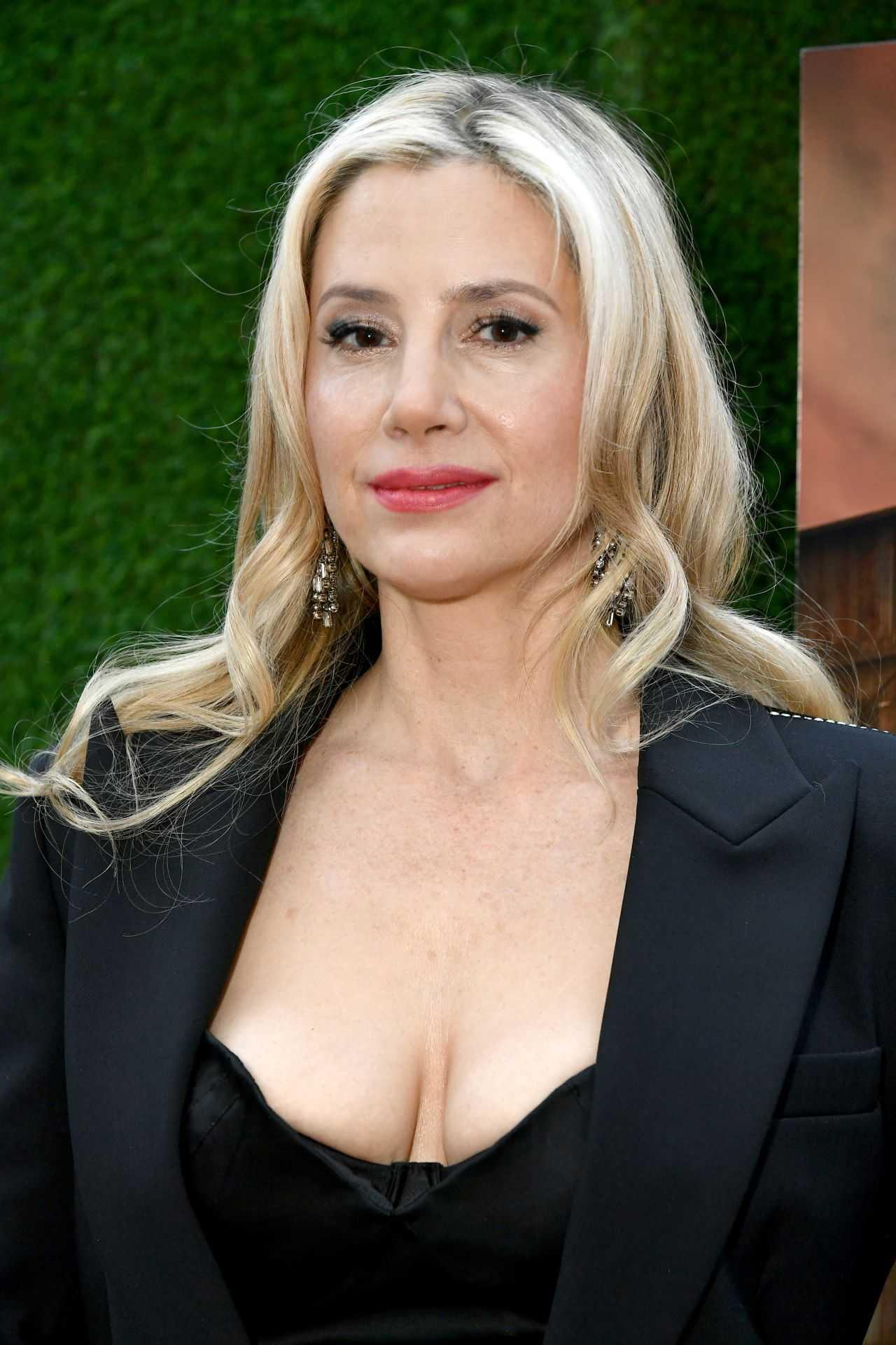 Mira Sorvino - Hollywood TV Mini Series Screening in Los Angeles