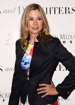 Mira Sorvino - 'Mothers and Daughters' Premiere in Los Angeles