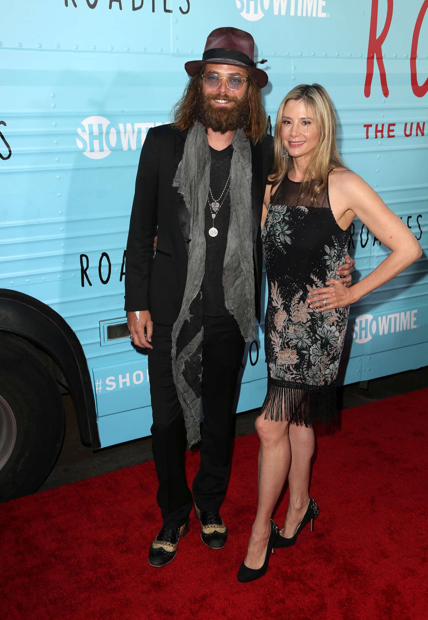 Mira Sorvino - 'Roadies' Premiere in Los Angeles