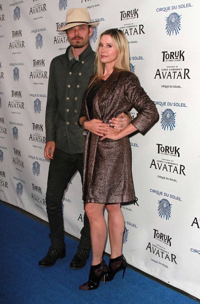 Mira Sorvino: Toruk The First Flight Opening Night -01