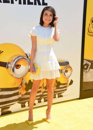 Miranda Cosgrove: Despicable Me 3 Premiere in Los Angeles ... Miranda Cosgrove Despicable Me