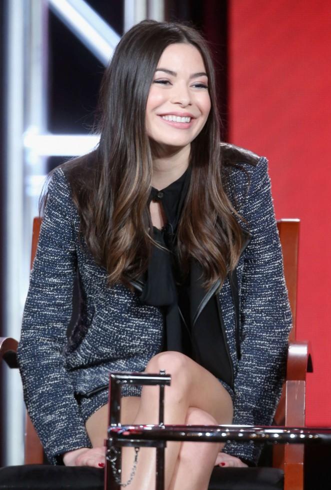 Miranda Cosgrove - NBCUniversal Winter TCA Tour 2016 in Pasadena
