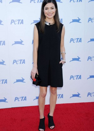 Miranda Cosgrove - PETA's 2015 Party in Los Angeles