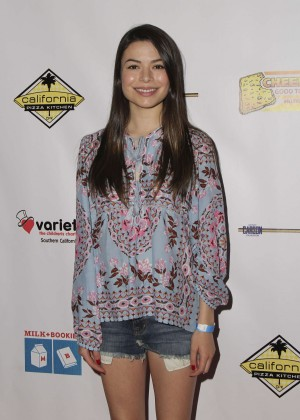 Miranda Cosgrove - The 7th Annual Milk + Bookies Story Time Celebration in LA