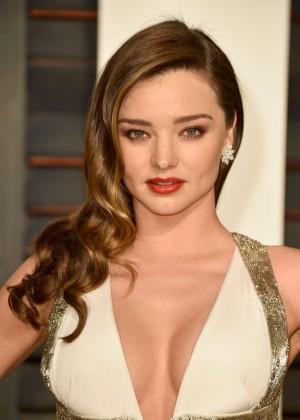 Miranda Kerr - 2015 Vanity Fair Oscar Party in Hollywood