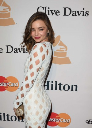 Miranda Kerr - 2016 Pre Grammy Gala and Salute to Industry Icons with Clive Davis in LA