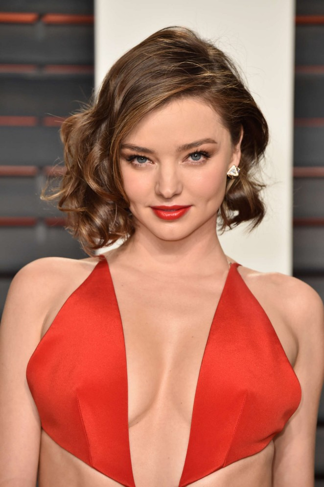 Miranda Kerr - 2016 Vanity Fair Oscar Party in Beverly Hills