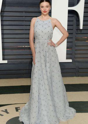 Miranda Kerr - 2017 Vanity Fair Oscar Party in Hollywood