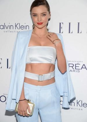 Miranda Kerr - 2015 ELLE Women in Hollywood Awards in LA