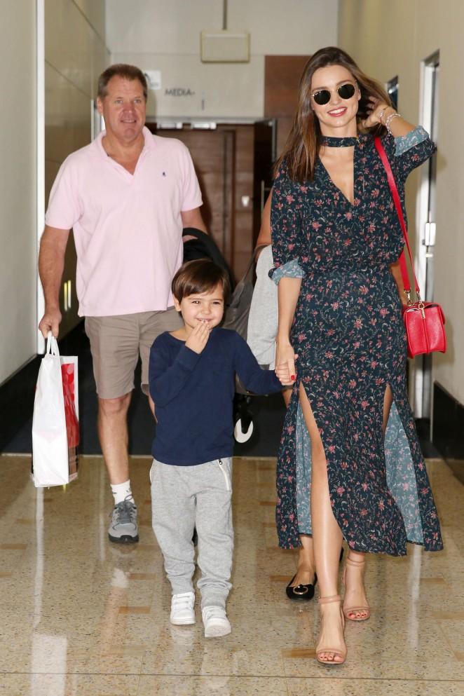 Miranda Kerr: Arrives at Sydney Airport -16