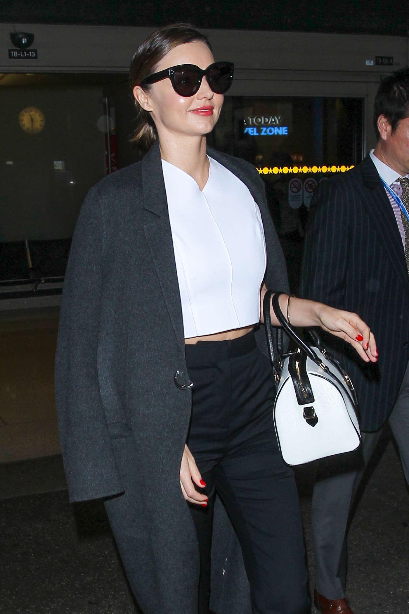 Miranda Kerr 2016 : Miranda Kerr at LAX Airport in LA -02