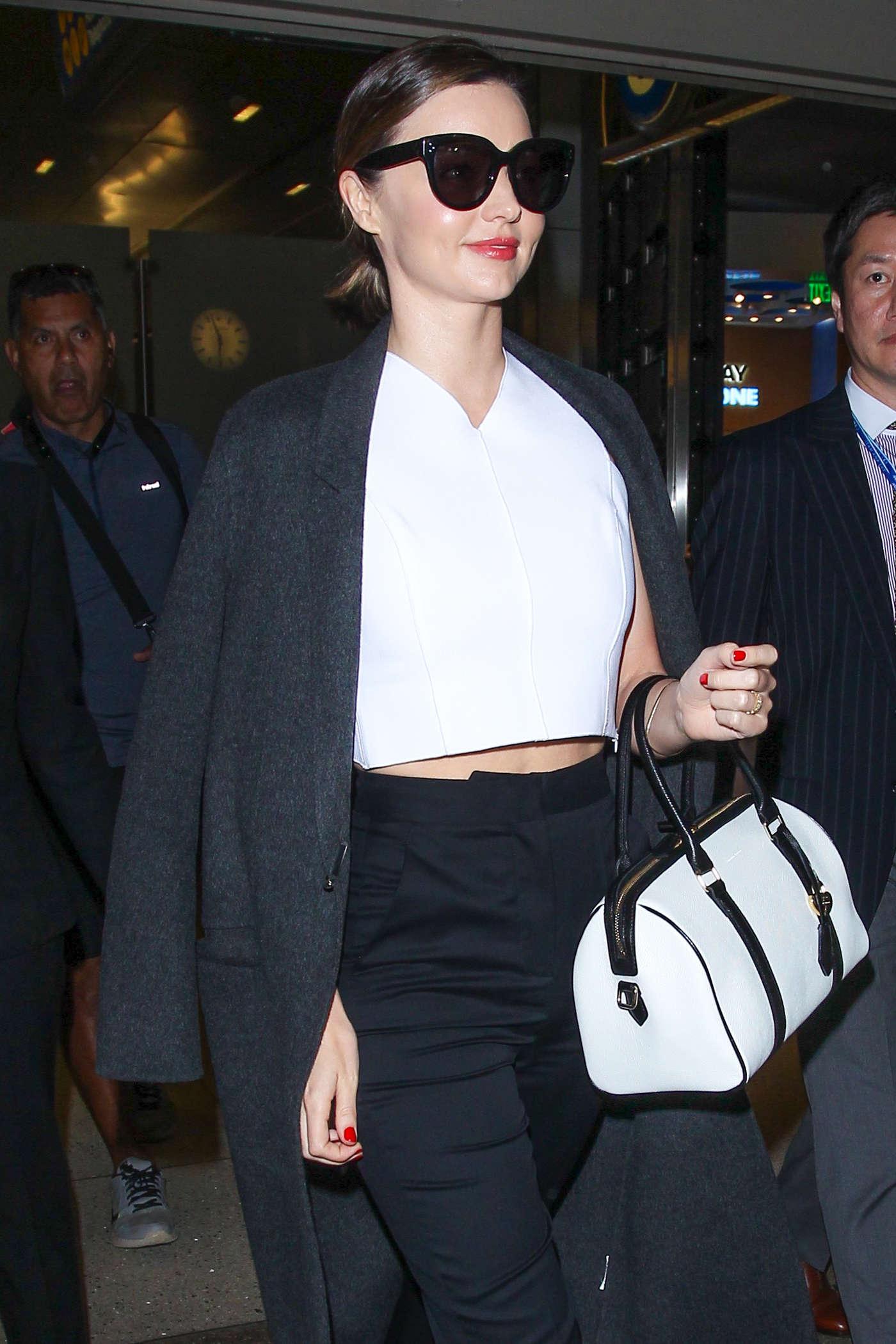 Miranda Kerr 2016 : Miranda Kerr at LAX Airport in LA -04