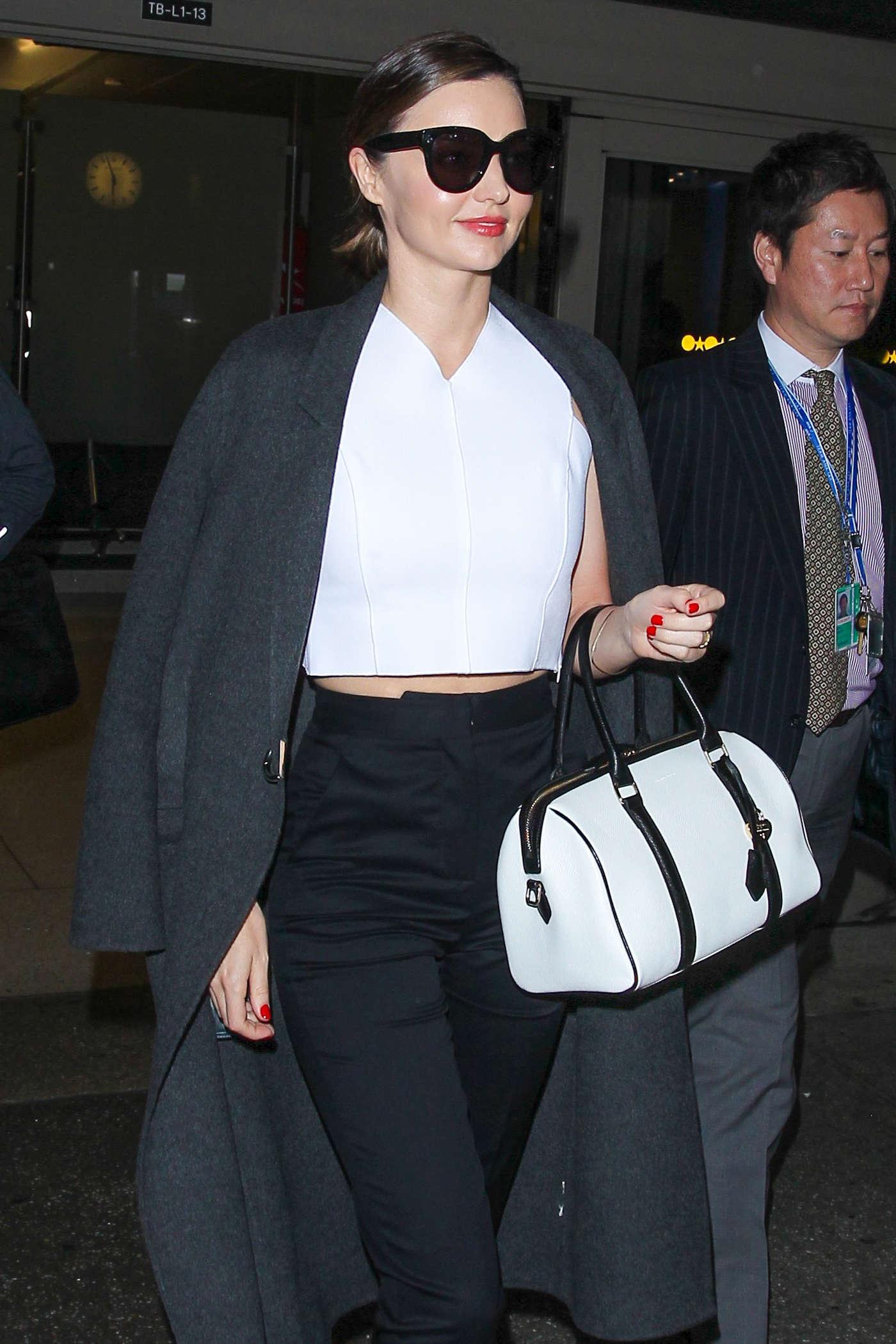 Miranda Kerr 2016 : Miranda Kerr at LAX Airport in LA -07