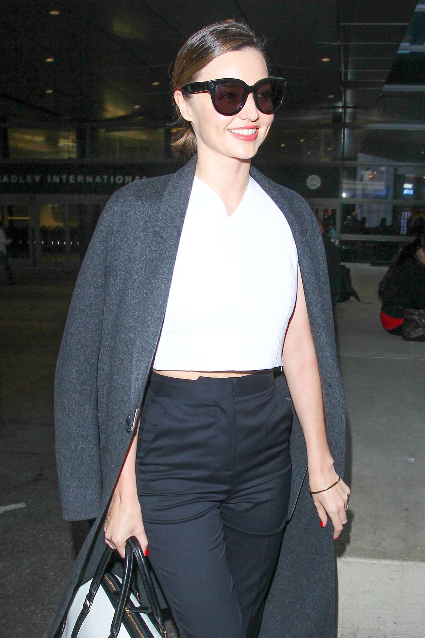 Miranda Kerr 2016 : Miranda Kerr at LAX Airport in LA -08