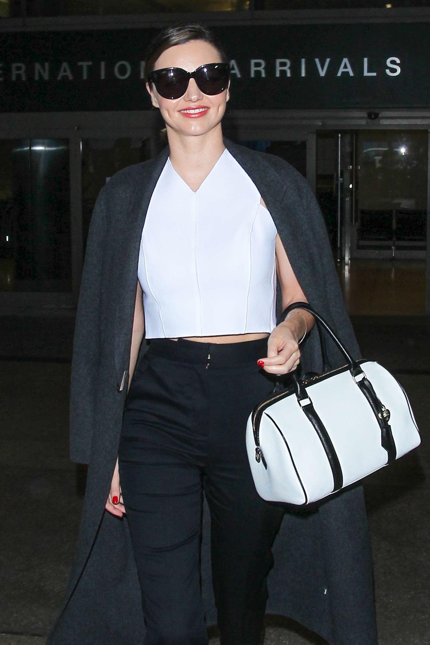 Miranda Kerr 2016 : Miranda Kerr at LAX Airport in LA -11